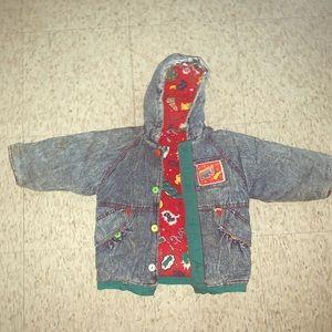 Demin Jacket